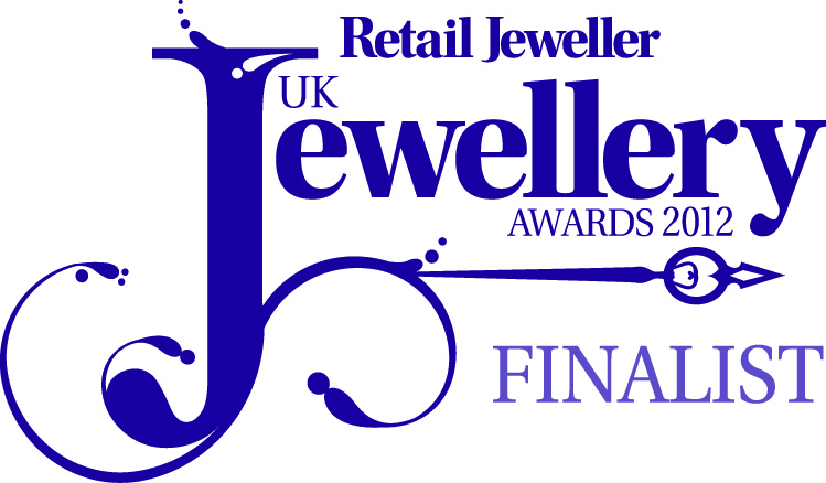 We are a UK Jewellery Awards 2012 Finalist!!