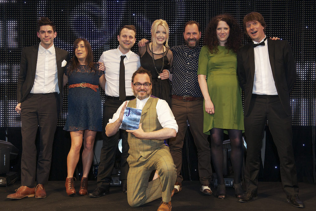 UK Jewellery Award winners - Baroque Bespoke Jewellery!!